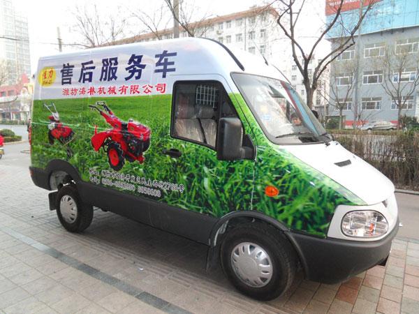 潍坊专业车体广告公司